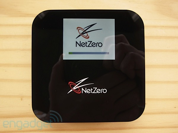 NetZero 4G hotspot hands-on