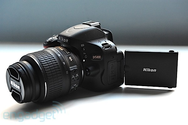 Nikon offers cashback on D3100, D5100 and D7000 in the UK