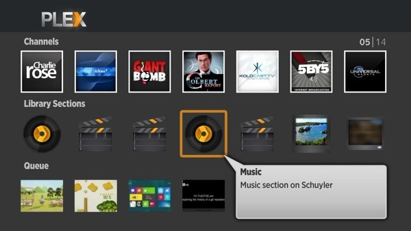 Roku players now have an official Plex channel with upgraded UI and new features