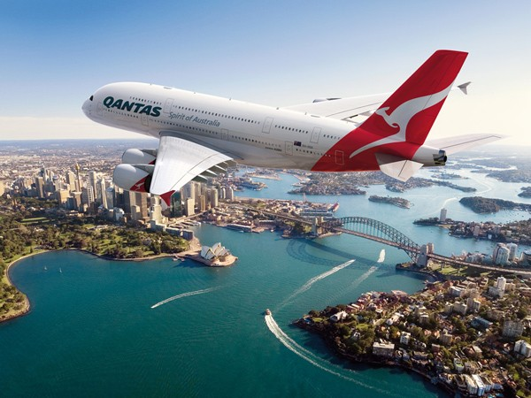 Qantas Airbus A380