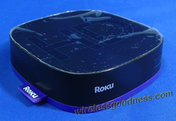 New Roku HD shows up at the FCC, looks like a fusion of current boxes