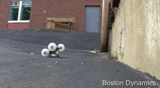 sandflea boston dynamics TECHPULSE March 28, 2012