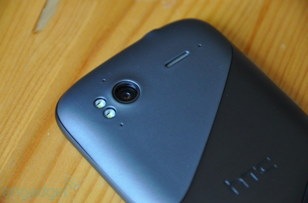 HTC Sensation ICS camera mod allows 20Mpbs 1080p video, adds 'experimental' 1250 ISO