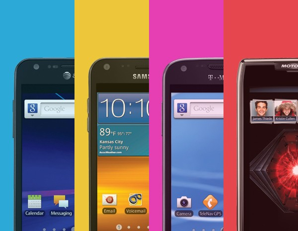 spring 2012 smartphone buyers guide Top 3 Smartphones of the year till date!