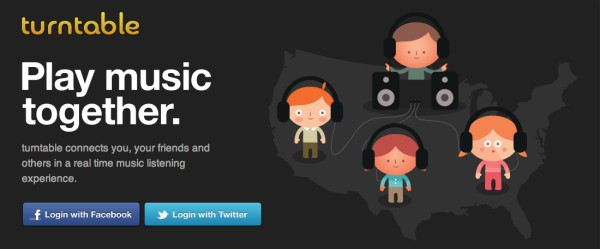 Turntable.fm inks deals with major music labels, promises 'no traditional advertising'