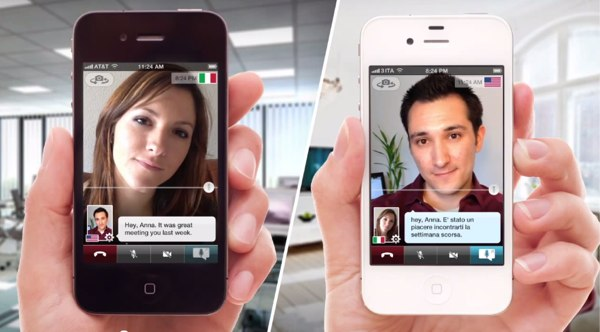 Vocre 2.0 for iOS brings live translation to video calls