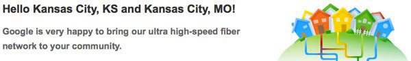 welcome kansas city google high speed internet Google gets go ahead to provide video services to all Kansas City residents