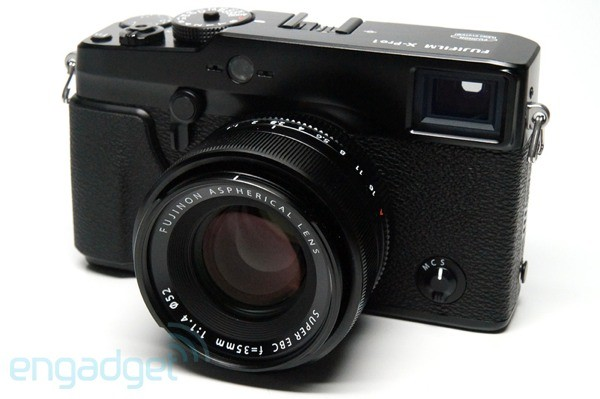 Fujifilm X-Pro 1 mirrorless camera review