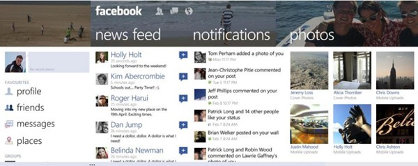 Facebook for Windows Phone getting a major refresh, now with less suck