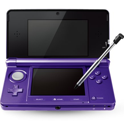 Nintendo 3DS turning purple on May 20th