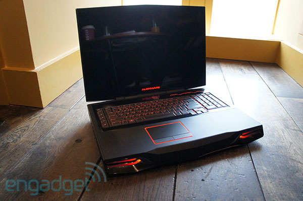 Alienware's new gaming laptops get Ivy Bridge processors