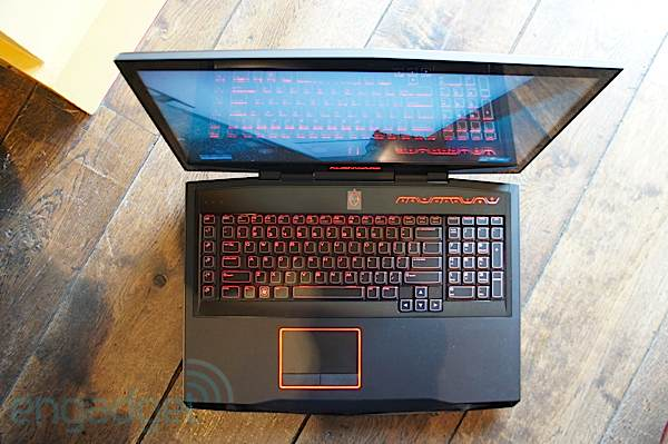 Alienware refreshes M14x, M17x and M18x gaming laptops with mSATA drives, new NVIDIA graphics