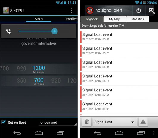 gsm galaxy nexus signal issue