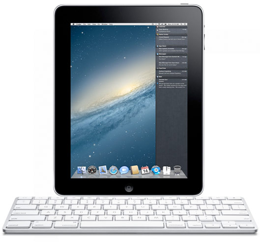 appleipadosxhybridconcept Editorial: Apple isnt making a converged laptop / tablet hybrid, but I still want one