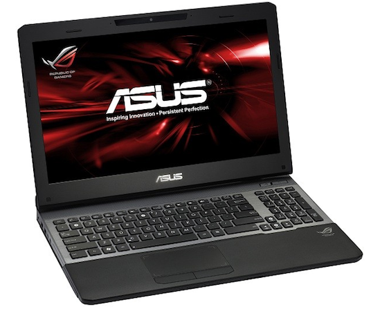First Asus G55VW gaming laptop configuration spotted and priced