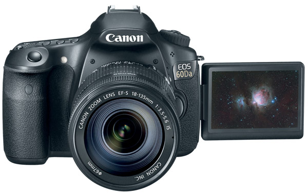 Canon EOS 60Da DSLR