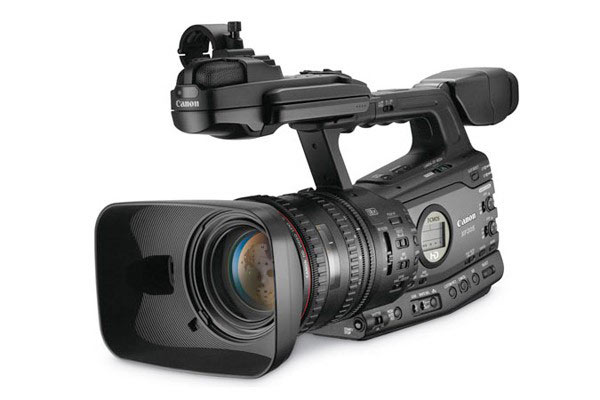Canon firmware update for XF Camcorders incoming, brings broadcast friendly format along