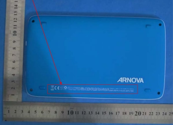 Archos Child Pad arrives at FCC, escapes drool-free