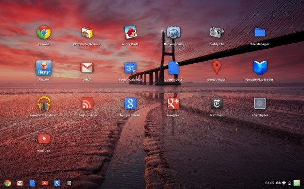 Google Chrome OS to get Drive update