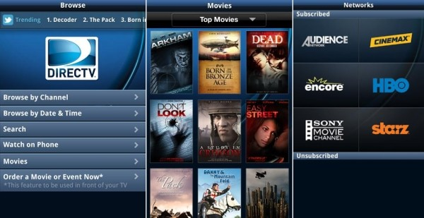DirecTV Everywhere brings streaming movies, TV shows to Android right now, iPhone keeps waiting