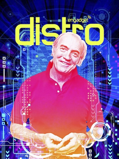 The Distro Interview: Microsoft Principal Researcher Bill Buxton