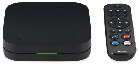 D-Link releases budget-priced MovieNite streaming media player