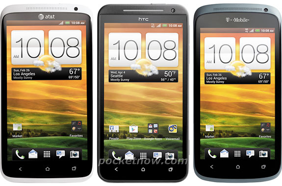 Is this Sprint's LTE-ready HTC Evo One?