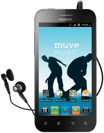Reintroducing Huawei's Mercury for Cricket, now with Muve Music
