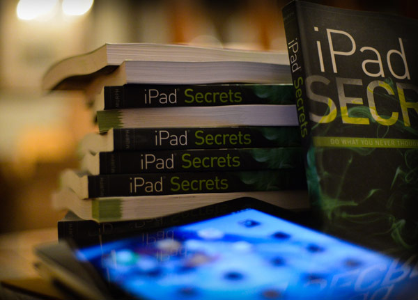 ipad secrets book darren murph