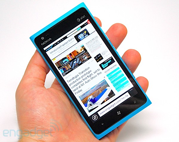 PSA: Nokia Lumia 900 available today