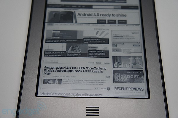 Kindle Touch gets early release in UK and Germany
