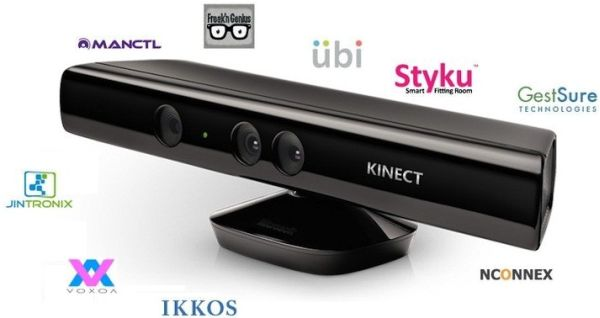 Microsoft kicks off Kinect Accelerator program to take 11 Kinect-centric start-ups to the next level