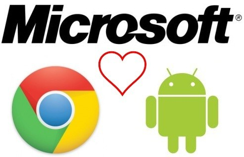 Pegatron licenses Microsoft's patent portfolio for Android and Chrome devices