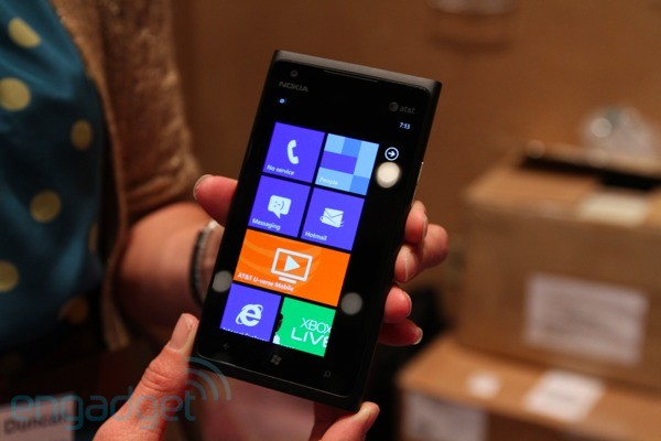 Microsoft unveils Windows Phone 7.8 for legacy devices