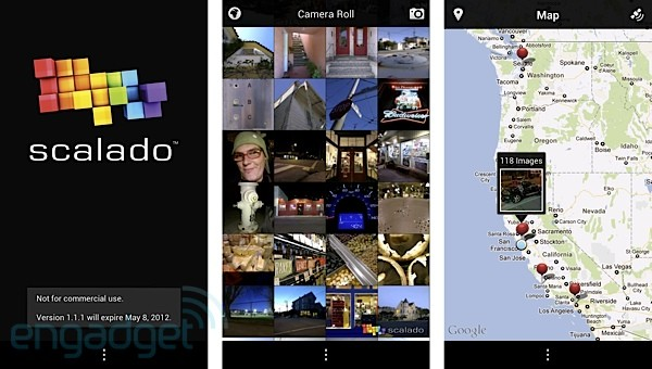 Scalado Album launches for Android, we go hands-on (video)