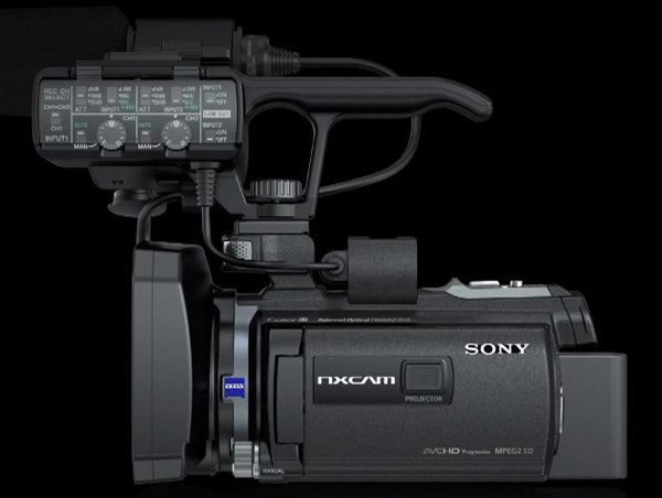 Sony HXR-NX30 camcorder