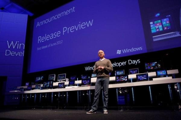 windows 8 developer event