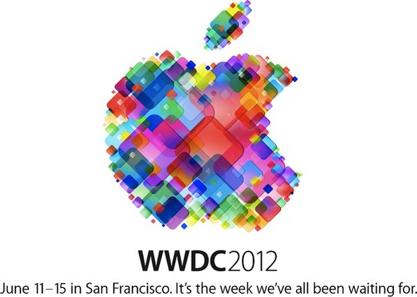 WWDC 2012 schedule confirmed, adds keynote details and companion app