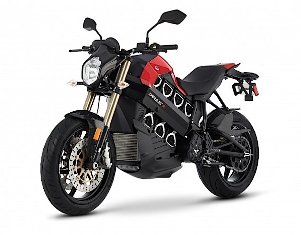 Brammo revs electric Empulse motorcycle