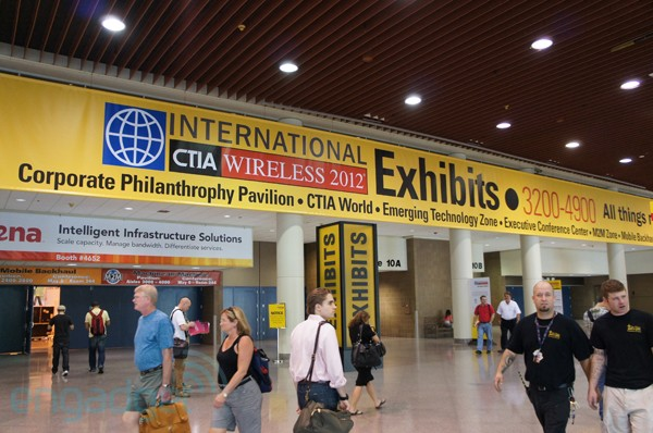 Live from CTIA with FCC chairman Julius Genachowski