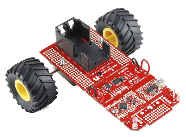 SparkFun launches ProtoSnap MiniBot for the budding roboticist