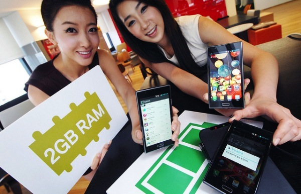 LG announces Optimus LTE2, coming to Korea mid-May with True HD IPS and 2GB RAM