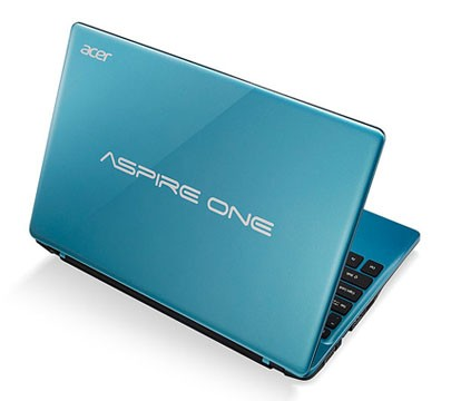 Acer 11.6-inch Aspire One 725 Netbook