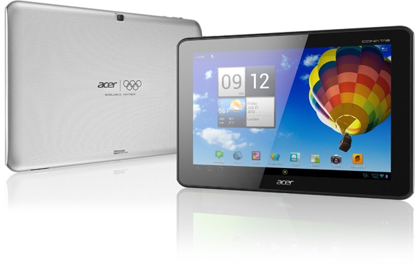 Acer Iconia A510 Olympic Tab to launch in UK next month