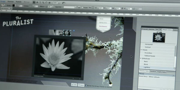 adobe muse Adobe Muse is ready to let you design websites without the coding headaches for $15 a month