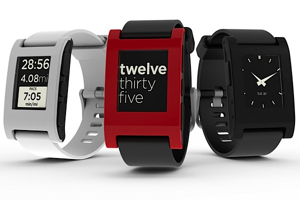 Pebble smartwatch sells out initial supplies, enters Kickstarter hall of fame with $  10m raised
