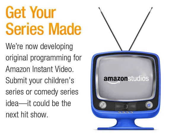Amazon Studios expands into TV series, looks to load up on content for streaming