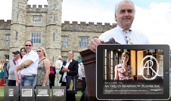 Antiques Roadshow companion app