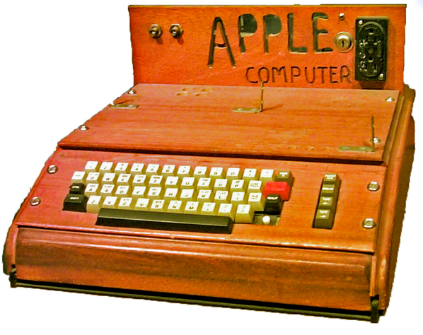 Functional Apple 1 auctioned off for $671.4K, sets new Sotheby's record