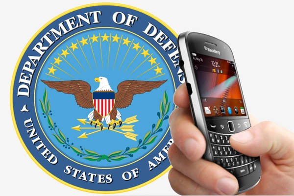 Sir, yes, sir: BlackBerry 7 smartphones get DoD approval
